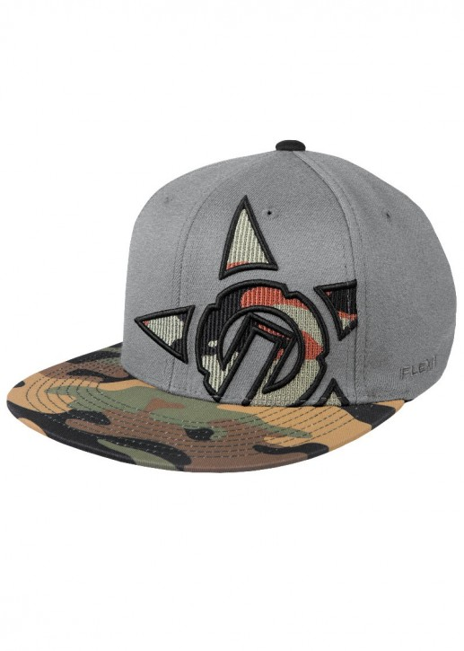 UNIT - HOOLIGAN CAP HEATHER GREY