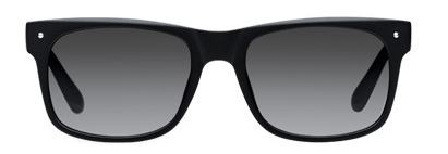 FILTRATE - LITMUS BLACK MATTE/GREY POLAR LENS ONE SIZE