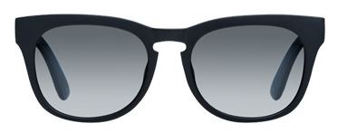 FILTRATE - MAYONAISE BLACK MATTE/GREY POLARIZED