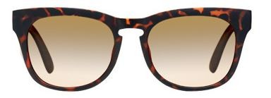 FILTRATE - MAYONAISE TORTOISE MATTE/BROWN POLARIZED