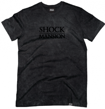 SHOCK MANSION - ESTATE TEE STONEWASH S
