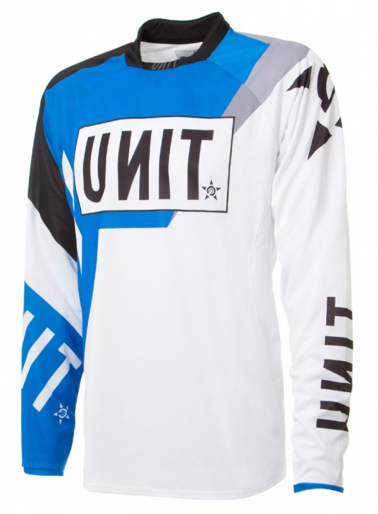 UNIT - RIDING RESET JERSEY ROYAL BLUE - ARMATECH S