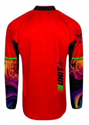 UNIT - CANISTER MX JERSEY RED