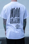MINDCOLLISION - MC SHIRT WHITE