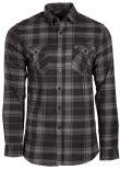 UNIT - OUTPOST FLANNEL BLACK
