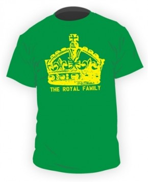 The Dope Spot Royal Family Tee - Green