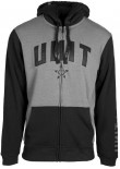 UNIT - SURGED  ZIP HOODY GREY