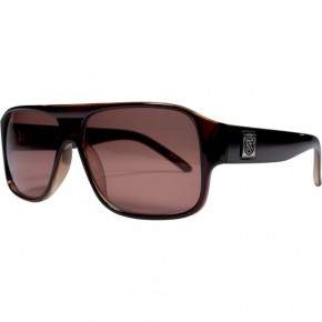 FILTRATE - DF1 DARK BROWN GLOSS/BROWN LENS