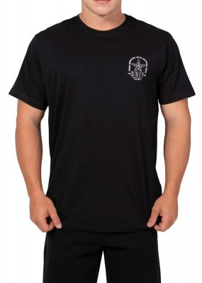 UNIT - BREACH TEE BLACK