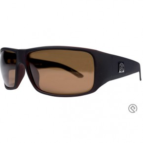FILTRATE - TRACER CHOC MATTE/ BROWN LENS