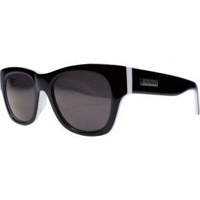 FILTRATE - NEW BURY BLACK WHITE GLOSS/ GREY LENS