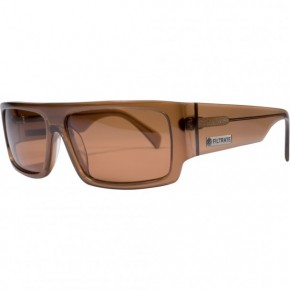 FILTRATE - HUSH AMBER CLEAR GLOSS/ BRONZE LENS