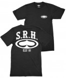 SRH - ROCKER SHIRT BLACK