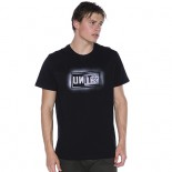 UNIT - VINDICATE TEE BLACK