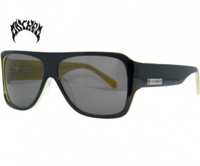 FILTRATE - MAYHEM BLACK YELLOW CLEAR / GREY LENS
