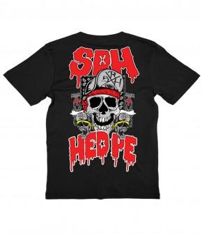 SRH -HED PE TROG SHIRT BLACK