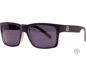 FILTRATE - JOHN BROWN BLACK GLOSS/GREY SMOKE POLARIZED LENS