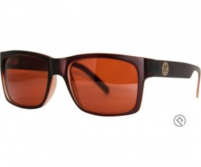 FILTRATE - JOHN BROWN CHOC MATTE/ BROWN POLARIZED LENS