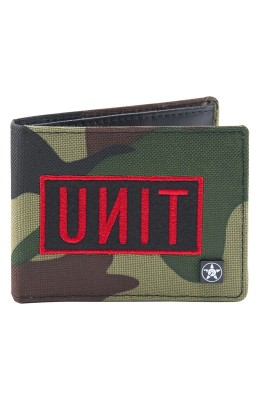 UNIT - BATTALION WALLET CAMO