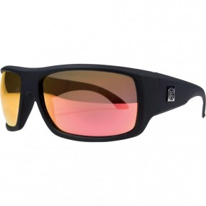 FILTRATE - TRADER ONE BLACK MATTE/ RED MIRROR