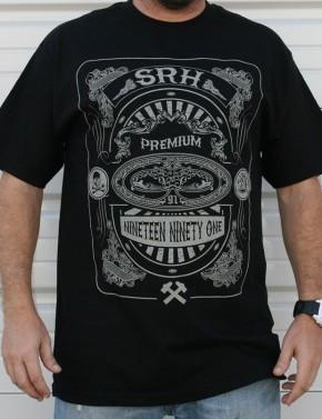 SRH - PREMIUM S/S TEE BLACK