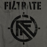 FILTRATE - 7 SECONDS HOODIE CHARCOAL