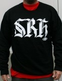 SRH - SANTA MONICA CREW FLEECE BLACK