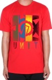 UNIT - ILLUSION TEE RED