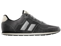 MACBETH - FISCHER DARK GREY-CEMENT SUEDE SHOE