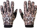 UNIT - RIDING GLOVES PEACE BRASS