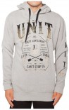 UNIT - ALAMO PULLOVER GREY MARLE