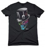 UNIT - MEGA BRAIN TEE BLACK