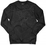 UNIT - RENZO SWEATER BLACK
