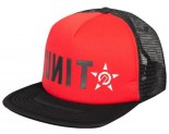 UNIT - KINETIC TRUCKER CAP RED