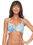 ROXY - SOFTLY LOVE BIKINI TOP MARSHMALLOW