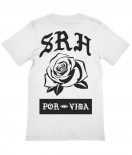 SRH - SPADED ROSE SHIRT WHITE