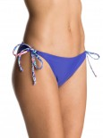 ROXY - MIX ADVENTURE BIKINI BOTTOM ROYAL BLUE