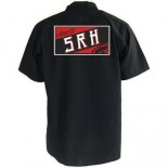 SRH - GRAND BUTTON UP BLACK