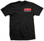 SRH - STITCHED UP TEE BLACK