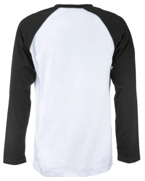 DICKIES - BASEBALL LONGSLEEVE SHIRT BLACK