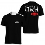 SRH - SUPPORTING RADICAL HABITS TEE BLACK
