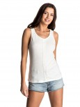 ROXY - SING SONG TOP WHITE