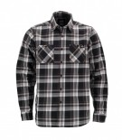 DICKIES - ATWOOD LONG SLEEVE SHIRT BLACK