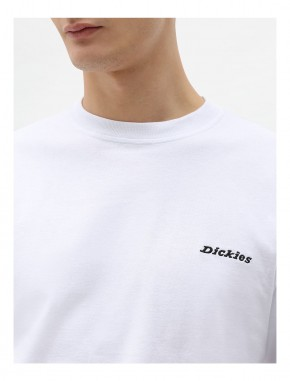 DICKIES - LORETTO TEE WHITE