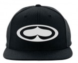 SRH - OG SPADED FITTED HAT BLACK
