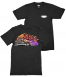 SRH - HOT ROD SHIRT BLACK