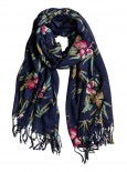 ROXY - SING TO WEAR SCARF BLUE