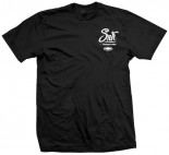 SRH - CHOP SHOP TEE BLACK