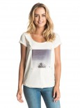 ROXY - SURFWISE FREE YOUR MIND TEE WHITE