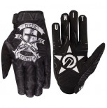 UNIT - RIDING GLOVES RESISTANCE BLACK